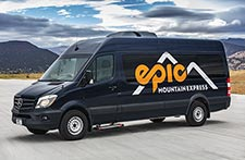 Epic Mercedes Sprinter Van