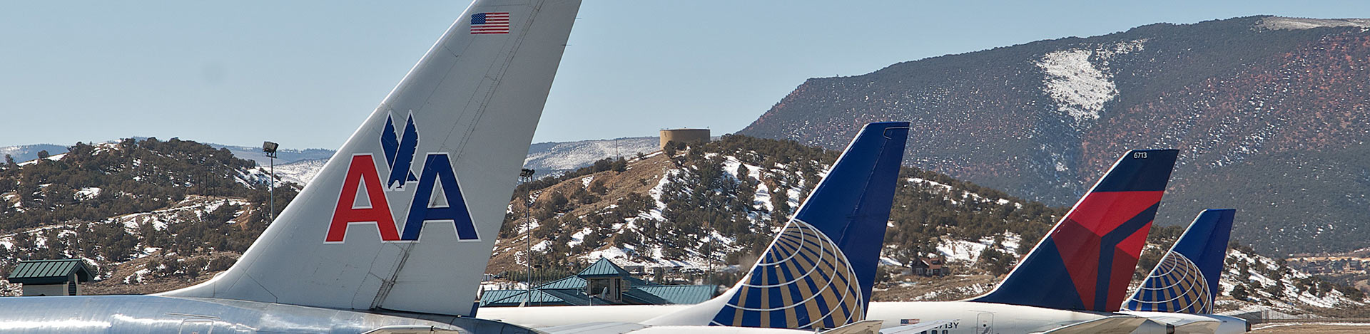Airport closest to Vail, Co is Eagle County Airport 1920